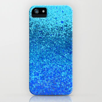 ocean ripple iPhone & iPod Case by Marianna Tankelevich