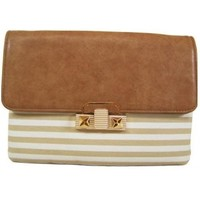 The Beige Clutch Bag