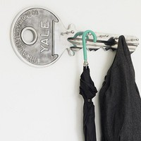 Yale Key Coat Rack