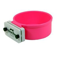 Kennel-Gear Plastic Dog or Cat Bowl Kit