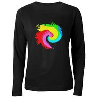 ColorsTwist Long Sleeve T-Shirt> ColorsTwist> Girl Tease