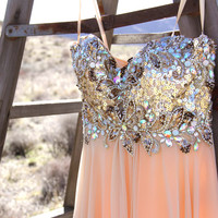 Spool Couture Desert Goddess Dress