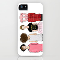 5SOS iPhone & iPod Case by girlwiththetea | Society6