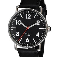 Witherspoon Watch in Black by Projects Design - Pop! Gift Boutique