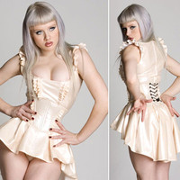 Artifice Products - Pleated Ophelia top