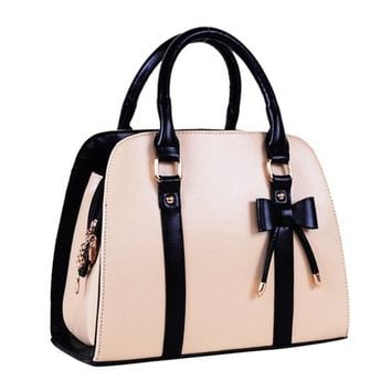 VonFon Female Bag Work Place Ms.Bow Bag