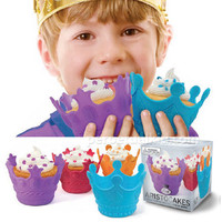 ARISTOCAKES CUPCAKE MOLDS