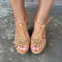 Tan Legend Wedges