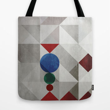 Message Tote Bag by SensualPatterns