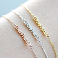 girlsluv.it - bestfriend bracelet