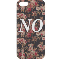 With Love From CA No iPhone 5/5S Case - Womens Scarves - Multi - NOSZ