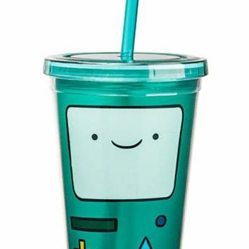 BMO Acrylic Cup with Straw