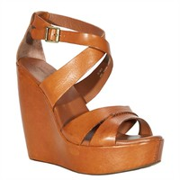 Kork-Ease Gracen Platform Wedge Sandal at Von Maur