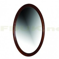 Furniture Link - Furniture Link Montpellier Oval Mirror
