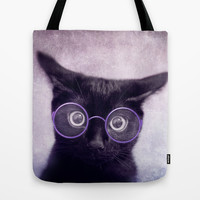 What!? (smart version) Tote Bag by SensualPatterns