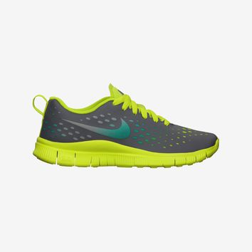 Nike Free Express 3.5y-7y Kids' Running Shoes - C