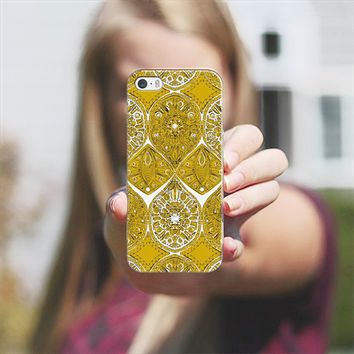 saffreya ochre iPhone 5s case by Sharon Turner | Casetify