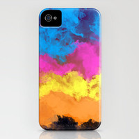 After An Afternoon iPhone Case by Galaxy Eyes | Society6