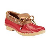 Cormorant Rain Shoe by Sperry Top-Sider | 5 Splashy Shoes for Spring Showers | Real Simple