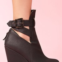 Midnight Wedge Boot  in  What's New at Nasty Gal
