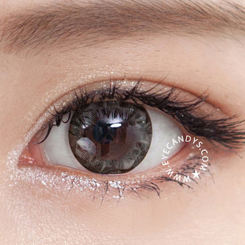 NEO Ruby Queen Grey Decorative Contact Lens | EyeCandy's