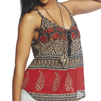 Boho Chic Tank | Wet Seal