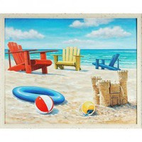 Windsor Vanguard Sunny Day by Unknown - VC720816x20 - All Wall Art - Wall Art & Coverings - Decor