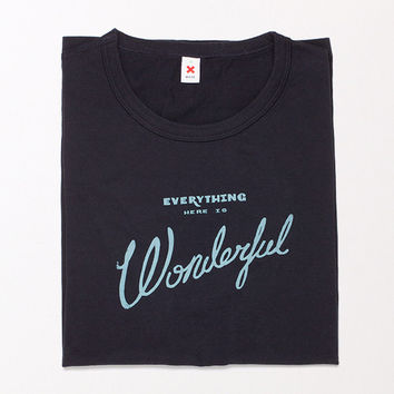 Wonderful T-Shirt - Wonderful T-Shirt /