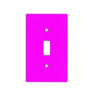 Fuchsia Magenta Pink Solid Trend Color Background