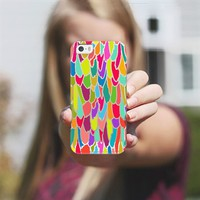 tickle me transparent iPhone 5s case by Sharon Turner | Casetify
