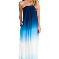 Young, Fabulous & Broke Karissa Maxi in Blue