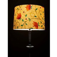 J. Covington Home - Buttercup Batik Shade