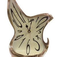 Mantle Clock | Art Nouveau Melting Clock - 8387
