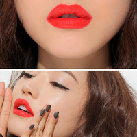 3 Concept Eyes Creamy Lip Color (#9 Kitsch Biker)