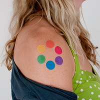 Tattly™ Designy Temporary Tattoos. Made in the USA! — DIY Dots