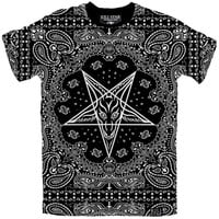 Bandana T-Shirt [B] | KILLSTAR