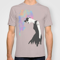 Modern Society T-shirt by Ben Geiger