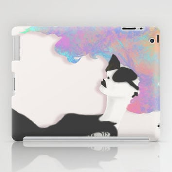 Modern Society iPad Case by Ben Geiger