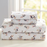 Morning Glory Bouquet Sheet Set