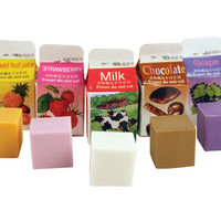 Kikkerland Design Inc » Products » Scented Erasers 5 Per Set