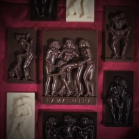 KAMA SUTRA CHOCOLATE BOX