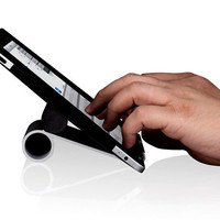 Just Mobile Slide Stand for iPad (Silver)  PIERCING FORUM