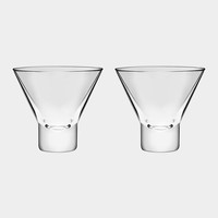 Aarne Crystal Cocktail Glasses | MoMA