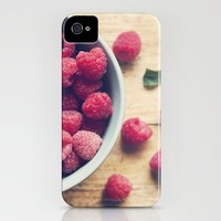 Sweet Red iPhone Case by Sandra Arduini | Society6