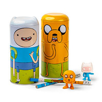 Adventure Time Creative Activity Tins