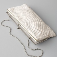 Deco Beaded Clutch in the SHOP Accessories at BHLDN