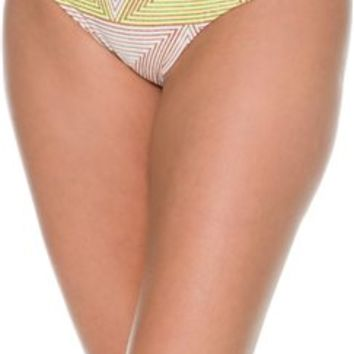 BILLABONG ZIGGY GEO HAWAII BIKINI BOTTOM