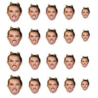 Miley Cyrus Nail Decals | Bloody-Fabulous