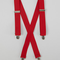 Red Suspenders | zulily