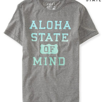 Free State Aloha Mind Graphic T